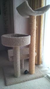 Cat condominium/perch