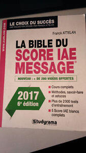 Bible IAE Message