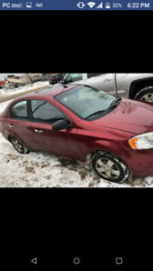 Red Pontiac G3 5000$ RD