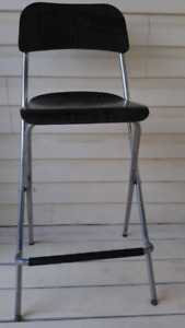 Ikea brand folding bar stool