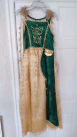 Brave costume age 8/10