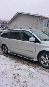 Dodge caravan SXT 2009