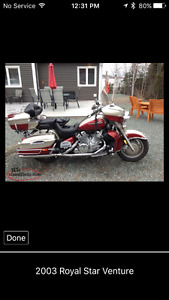 2003 Yamaha Royal Star Venture