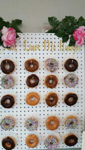 Donut Wall For Rent/Sale