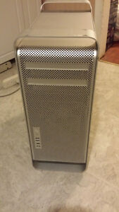 Used Mac Pro Desktop Computer with Double Quad Core Processors