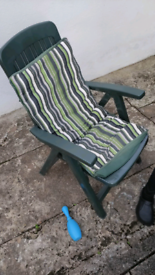 Foldable chair 4£