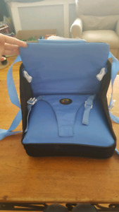 Travel booster/ feeding seat