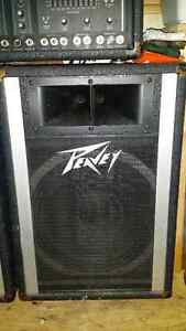 Peavey mixer amp and speakers Campbell River Comox Valley Area image 2