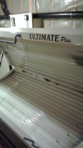 Ultimate Plus Tanning Bed