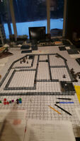 D&D 3.5e Players wanted, Dungeons & Dragons game