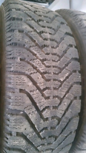 Goodyear Nordic Mud and Snow Tires