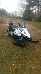 2013 Arctic cat tz1 touring edition