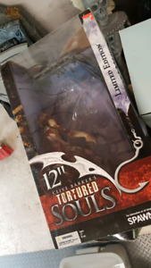 """Tortured Souls 12"""" Talisac Limited Edition Figure by McFarlane."""