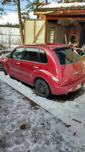 2007 Chrysler PT Cruiser SUV, Crossover