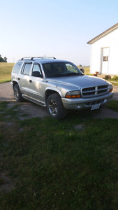 2003 Dodge Durango RT