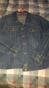 George 3x jean jacket