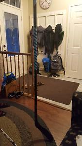 Warrior Qr1 hockey stick