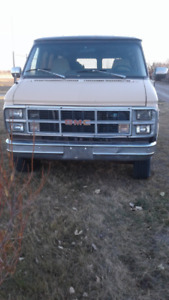1983 gmc rally stx