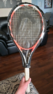 Head tennis raquet