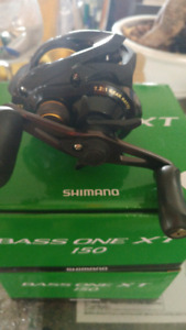 Shimano spinning and casting reels for sale New