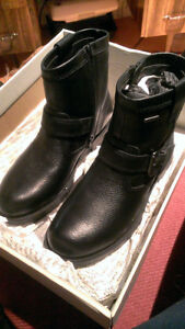Geox Respira waterproof and breathable mens boots. NEW!!!