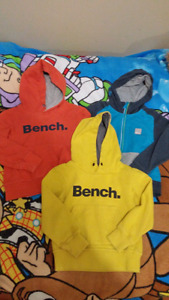 3 bench sweaters