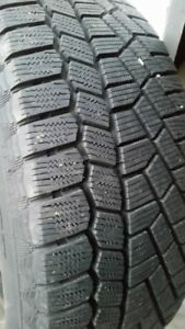 WINTER TIRES For sale 205/55 R16 Rims included