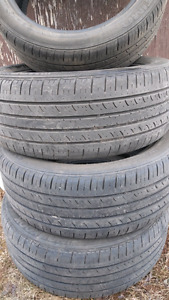 195/50/16. Summer tires for sale