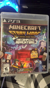 """Mine craft story mode """"The Complete Adventure"""""""