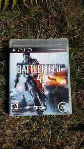 Battlefield 4 for PS3 Kitchener / Waterloo Kitchener Area image 1