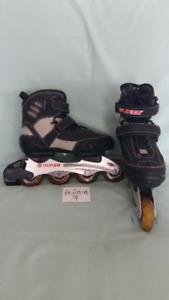 10 paires de Roller Blade homme ou femme pointure 7 à 12.