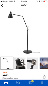 IKEA ARÖD floor lamps
