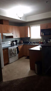 Downtown, Free parking, In-suite laundry and Dishwasher