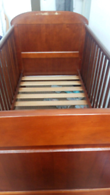 Used cot bed
