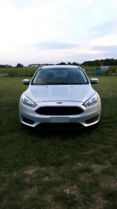 REDUCED 2017 Ford Focus SE