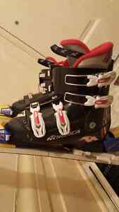 Rossignol Youth Skis & Nordica Boots (used) Peterborough Peterborough Area image 2