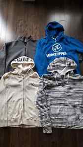 Brand Name Hoodies and Sweatshirts - new condition London Ontario image 2
