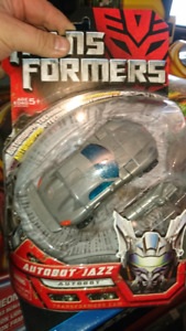 Transformers Movie Deluxe Class Autobot JAZZ