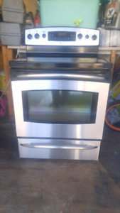 Cuisinière stainless Ge