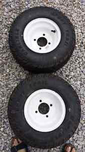 New Never Used trailer Tires