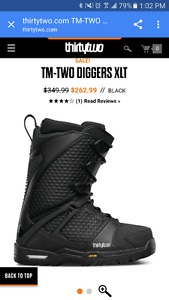 Thirtytwo Boarding Boots
