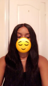 LACEFRONT wig for sale ! (Side part)