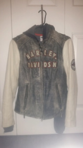 Harley Davidson LeatherJacket 3in1