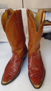 Clothing Western Boots Men Size 11 -1/2. - $65