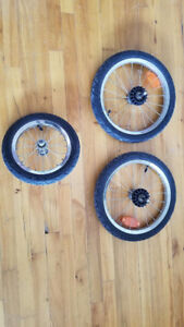 BABY TREND EXPEDITION ELX WHEELS / ROUES
