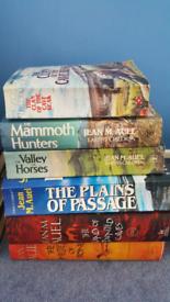 Jean M Auel books