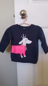 Baby Girl Sweater (6 months)