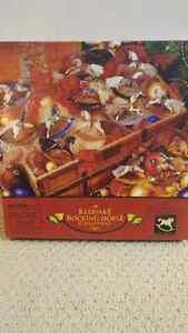 Springbok Christmas Puzzle
