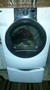 Kenmore Elite QuietPak2 HE Washer & Dryer With Drawers