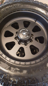 """20"""" American Force's and 35"""" Toyo's"""